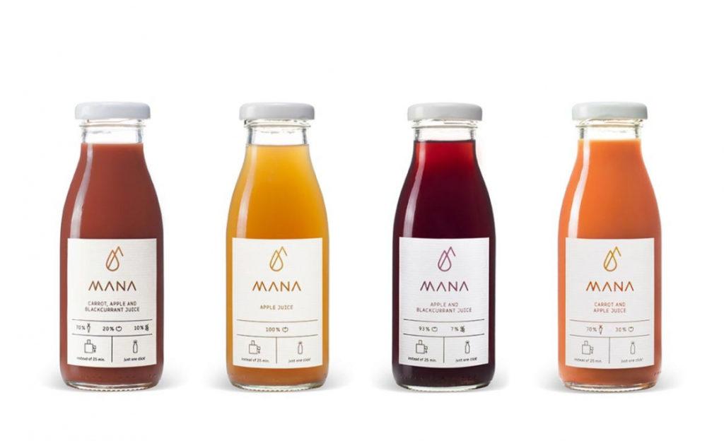 Finbee - MANA DRINKS